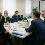 Spotkanie z Polsko-Amerykańską Radą Biznesu