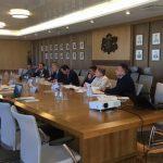 Spotkanie <br> z Komisarzem UE <br> ds. Zdrowia <br> i Bezpieczeństwa Żywności