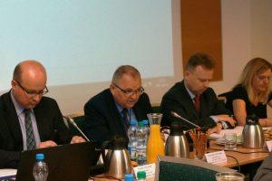 posiedzenie komitetu monitorującego