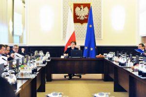 posiedzenie - Rada Ministrów