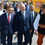 """Wystawa zwierząt hodowlanych <br> i Targi Rolne <br>""""W sercu Polski"""""""
