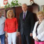 Wizyta Głównego Inspektora Ochrony Roślin i Nasiennictwa