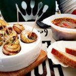 Ślimaka kulinarna podróż