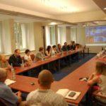 Wizyta przedstawicieli <br> EFSA  w PIWet-PIB