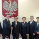 Rozmowy <br> polsko-japońskie