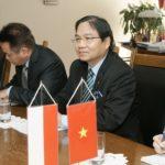 Rozmowy <br> z ambasadorem Wietnamu