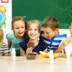 Wpływ rozpoczęcia nauki szkolnej <br> na sposób żywienia dzieci