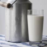 Komisja Europejska <br> o mleku