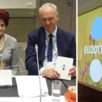 Prace <br> nad wdrożeniem <br> nowego prawa <br> zdrowia roślin UE