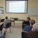 Spotkanie<br> w Centralnym Laboratorium GIORiN