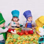Zdrowo odżywiające<br> się dziecko jest szczęśliwsze