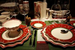 stół wigilijny