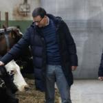 Premier u rolników