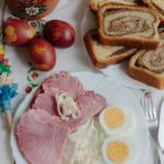 Odchudzone Śniadanie Wielkanocne