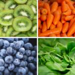 Surowe warzywa<br> i owoce dla zdrowia psychicznego