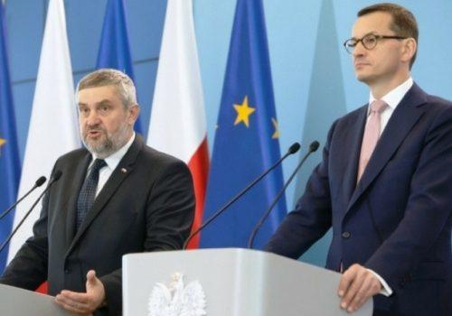 minister i premier