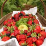 Pestycydy w owocach<br> i warzywach