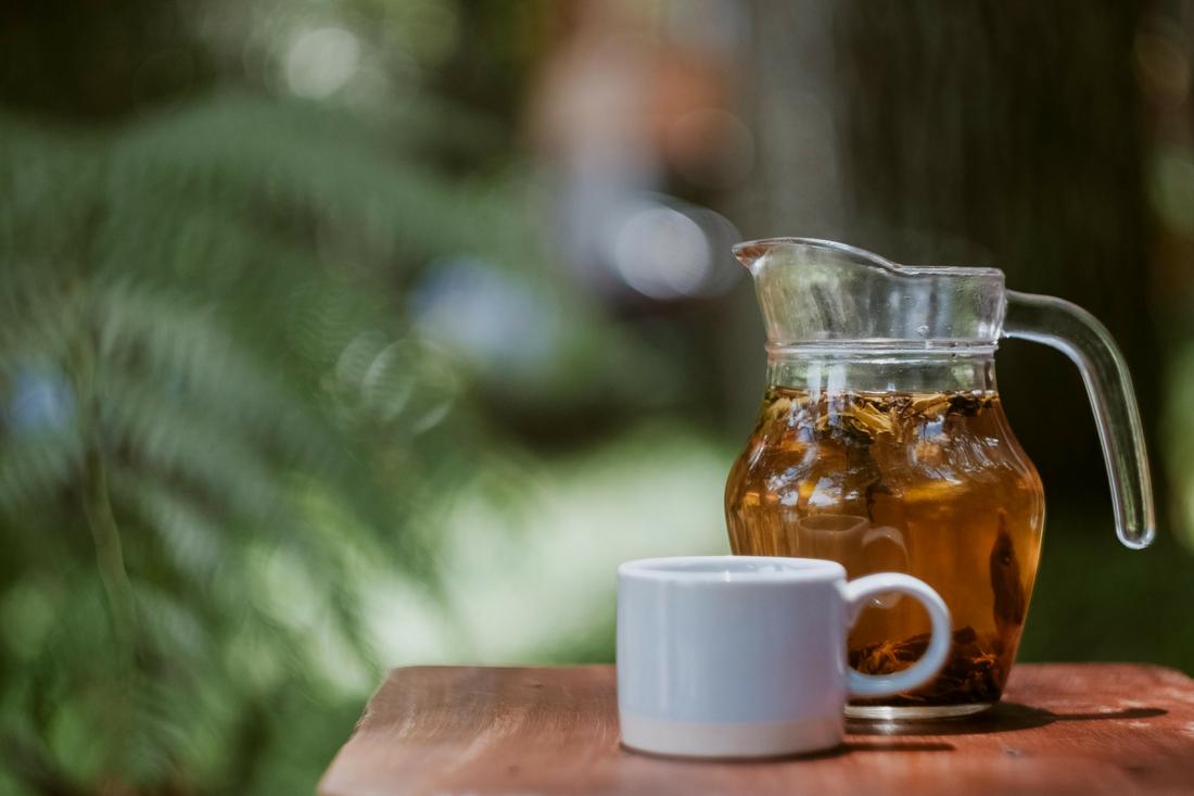 Czy picie zielonej herbaty w okresie ciąży jest bezpieczne?