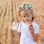 Produkty dla dzieci<br> na bazie mleka<br> w świetle bieżących przepisów