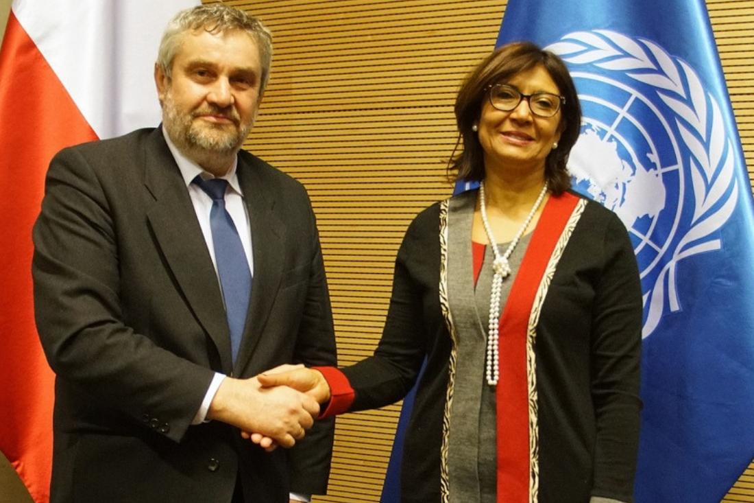 Spotkanie z FAO<br> podczas COP