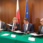 Podpisanie porozumienia ramowego