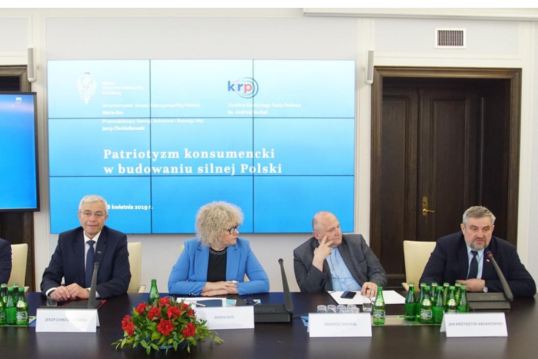 Patriotyzm konsumencki<br> w budowaniu silnej Polski