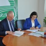 Podpisanie porozumienia pomiędzy PIORiN i ARiMR