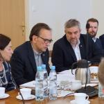 Spotkanie Rady ds. rozwoju hodowli koni<br> w Polsce