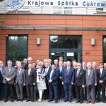 """Upamiętnienie ruchów<br> na rzecz powstania """"Polskiego Cukru"""""""