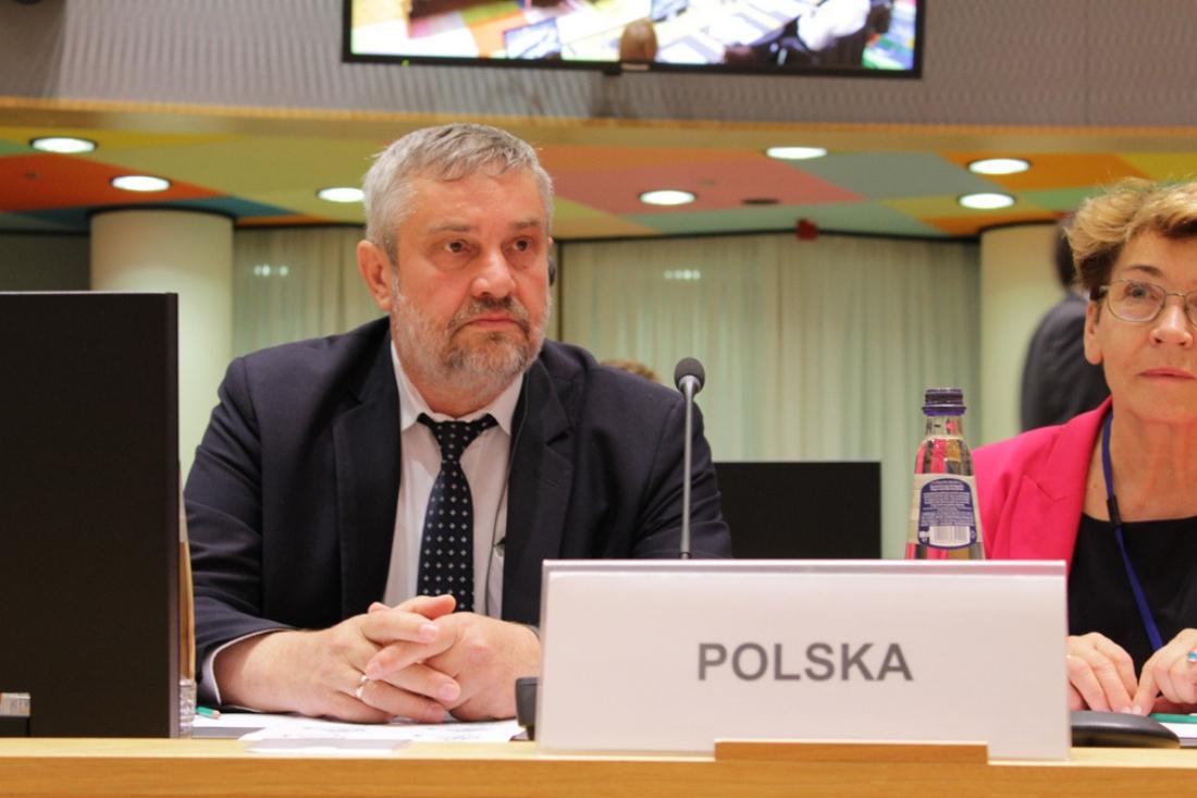 Posiedzenie Rady Ministrów rolnictwa UE