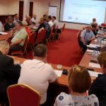 Spotkanie z kadrą zarządzająca jednostkami doradztwa rolniczego