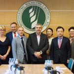 Spotkanie z chińskimi przedsiębiorcami