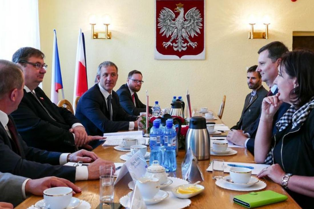 Spotkanie polsko-czeskiej grupy roboczej ds. ASF