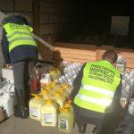 Inspektorzy WIORiN<br> w Poznaniu ujawnili nielegalne środki ochrony roślin