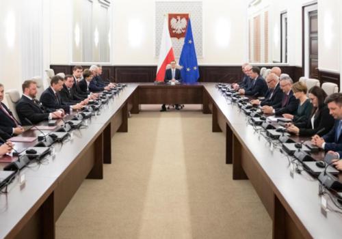 Decyzje Rady Ministrow
