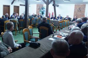 Spotkanie z Sekretariatem Rolnictwa NSZZ Solidarnosc