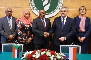 rozmowy polsko-sudanskie