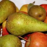 Jedz jabłka i gruszki…<br> pięć razy w tygodniu!