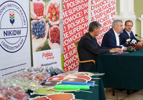 polskie owoce